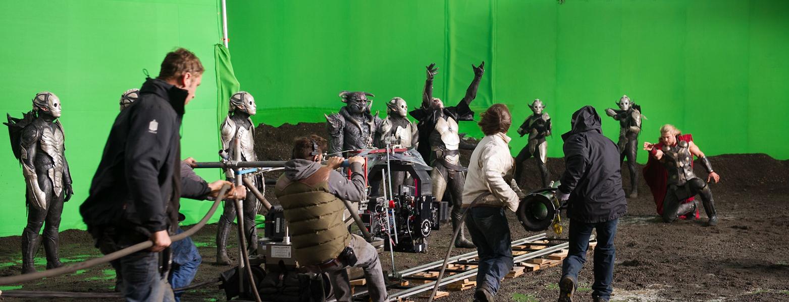 Visual effects - VFX (Source : ARRI)
