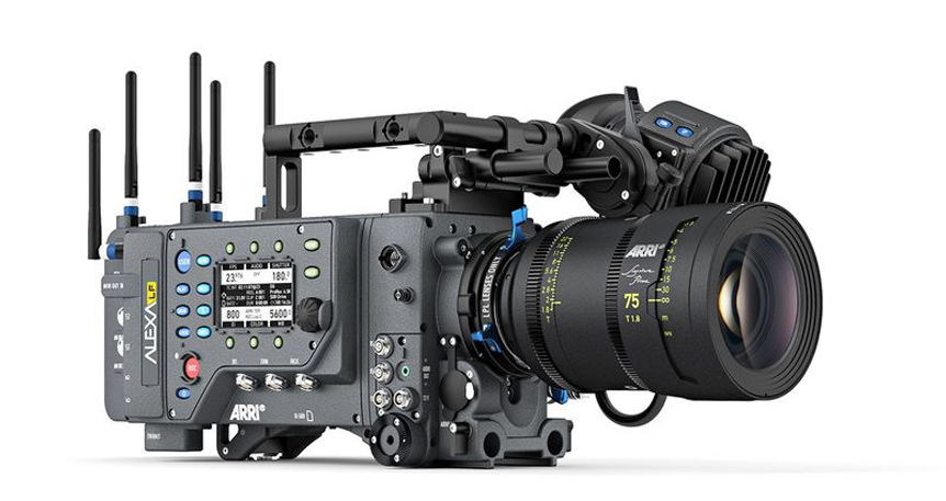 """""""La caméra Netflix"""" - Alexa LF de chez ARRI (source : ARRI)"""