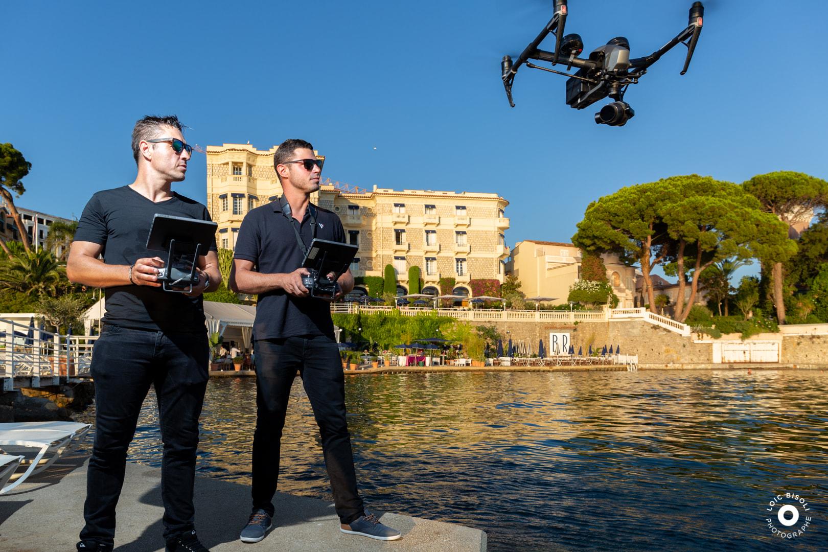 devenir un télépilote de drone