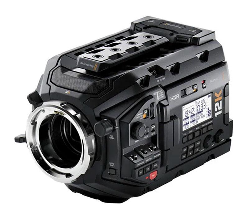 Location caméra BlackMagic Design Ursa Mini Pro 12K