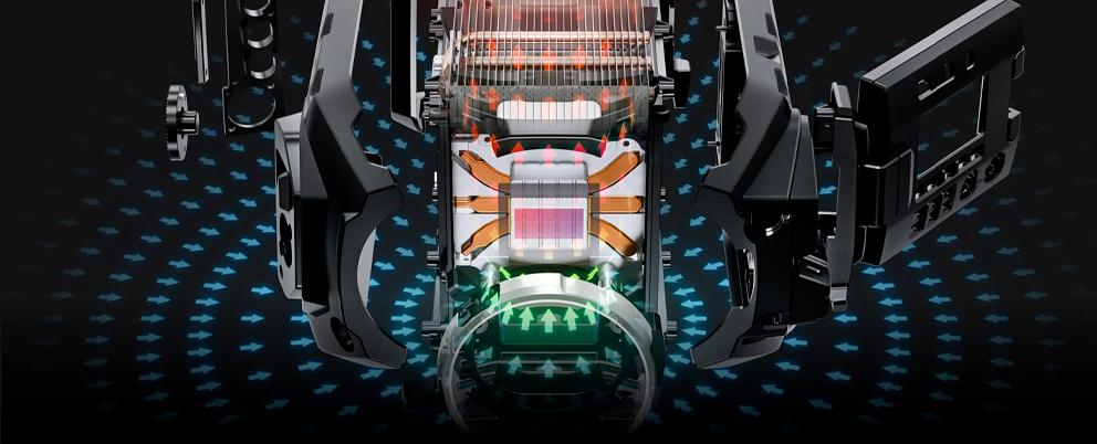 Blackmagic URSA Mini Pro 12K - capteur plein format révolutionnaire