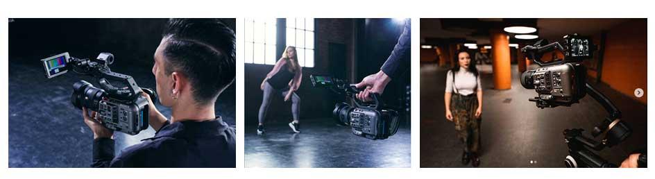 Location de la caméra Sony Fx6