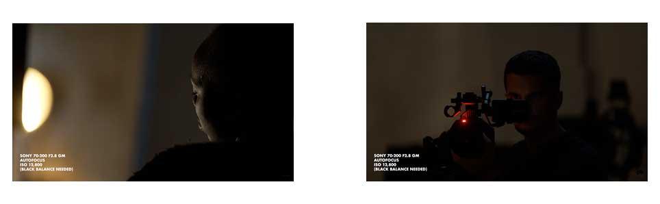 Rendu des images de la Sony Fx9 - à la location chez Visual Sequence (source : Sony)