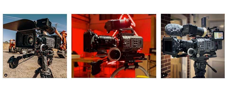 Location de la caméra Sony Fx9 (source : Sony)